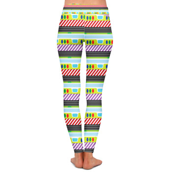 Yoga Leggings - Buzz Lightyear