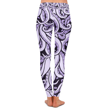 Yoga Leggings - Ursula Villains Inspired