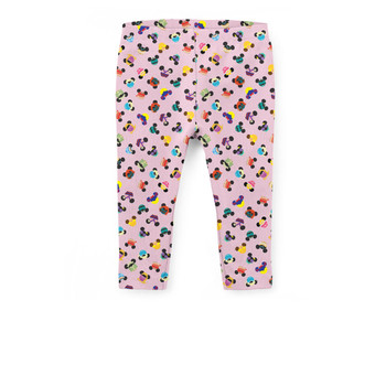 Girls' Capri Leggings - Princess Mouse Ears