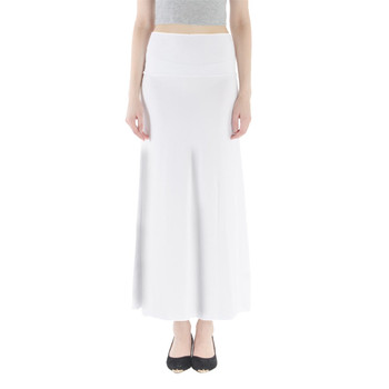 Flare Out Maxi Skirt