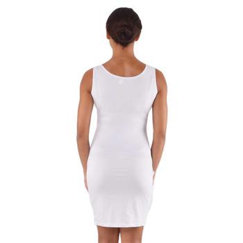 Wrap Front Bodycon Dress