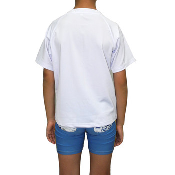 Kids' Short Sleeve UV Protection Swim Top