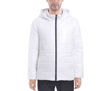 Men's Hooded Puffer Jacket