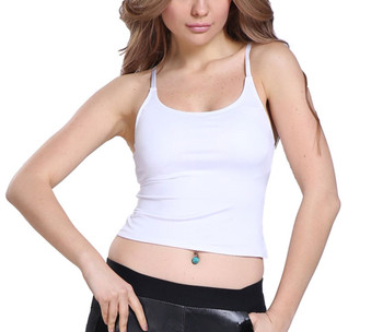 Camisole Shelf Bra Tank Top