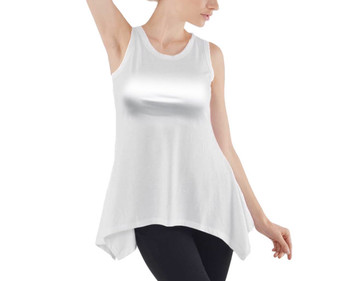 Side Drop Tunic Top