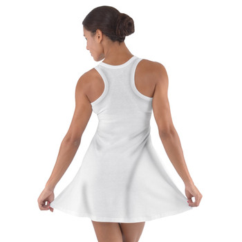 Cotton Racerback Dress