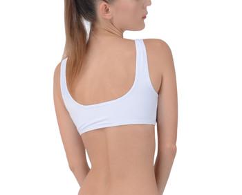 Ring Detail Bikini Top