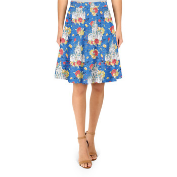 A-Line Skirt - Happiest Place On Earth