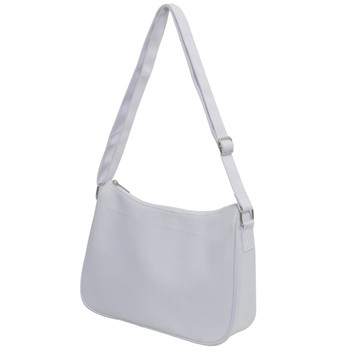 Zip Up Shoulder Bag