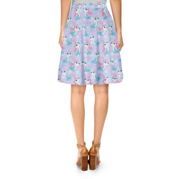 A-Line Skirt - Bruni the Fire Spirit Disney Inspired