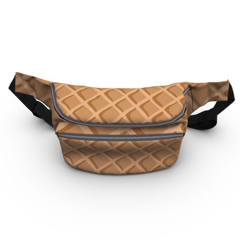 Fanny Pack - Icecream Waffle Cone