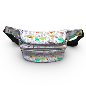 Fanny Pack - Fastpass