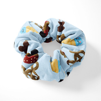 Velvet Scrunchie - Snack Goals Disney Parks Inspired