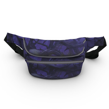 Fanny Pack - Forest of Thorns Maleficent Villains Inspired