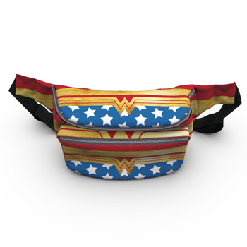 Fanny Pack - Wonder Woman Super Hero Inspired