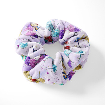 Velvet Scrunchie - Princess Minnie Ears