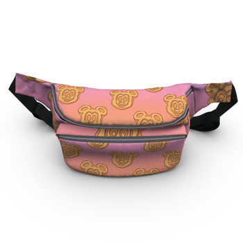 Fanny Pack - Mickey Waffles Rainbow