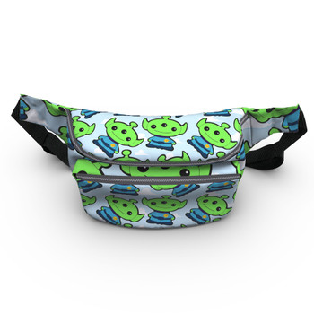 Fanny Pack - Little Green Aliens Toy Story Inspired