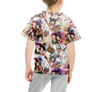 Youth Cotton Blend T-Shirt - Hocus Pocus Halloween Inspired