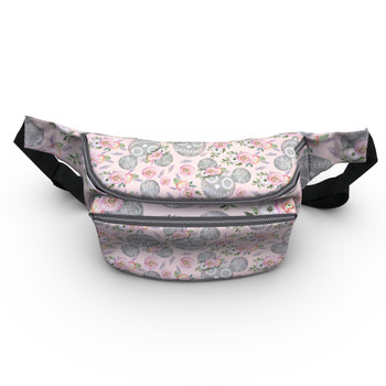Fanny Pack - Minnie Sugar Skulls Mouse Ears