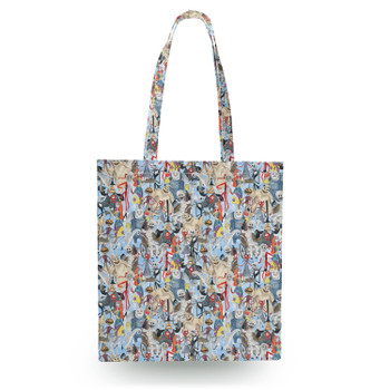 Canvas Tote Bag - Welcome to Halloweentown