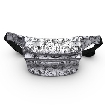 Fanny Pack - Nightmare Sketches Halloween Inspired