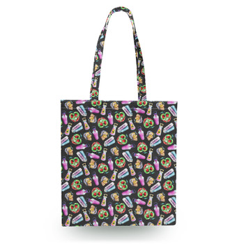 Canvas Tote Bag - Pick Your Poison