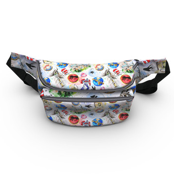 Fanny Pack - A Universal Adventure