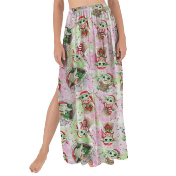 Maxi Sarong Skirt - The Asset Does Christmas