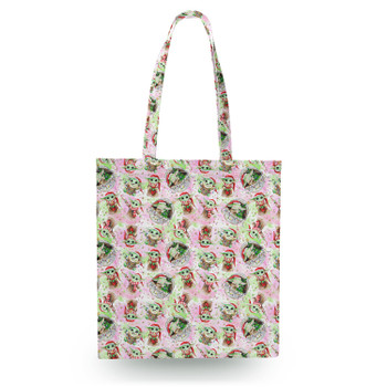 Canvas Tote Bag - The Asset Does Christmas