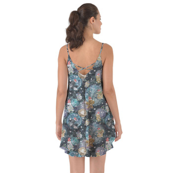 Beach Cover Up Dress - A Christmas Far Far Away