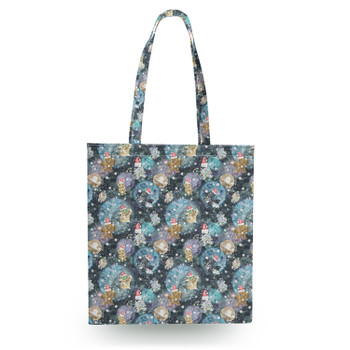 Canvas Tote Bag - A Christmas Far Far Away