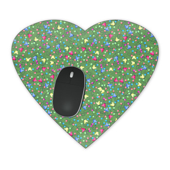 Mousepad - Mouse Ears Christmas Lights