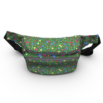 Fanny Pack - Mouse Ears Christmas Lights