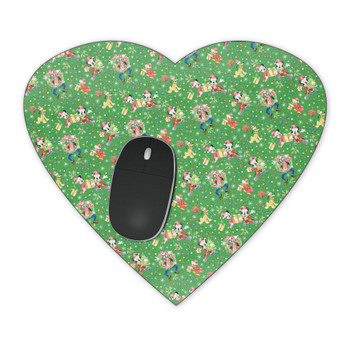 Mousepad - Mickey & Friends Celebrate Christmas