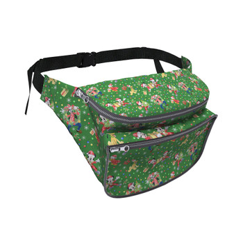 Fanny Pack - Mickey & Friends Celebrate Christmas