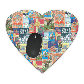 Mousepad - Holiday Attraction Posters Disney Parks