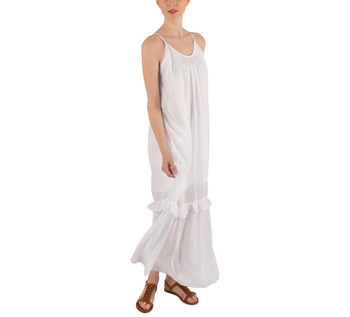 Cami Chiffon Maxi Dress