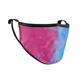 Fitted Face Mask with 50 filters - Pink or Blue Sleeping Beauty Inspired