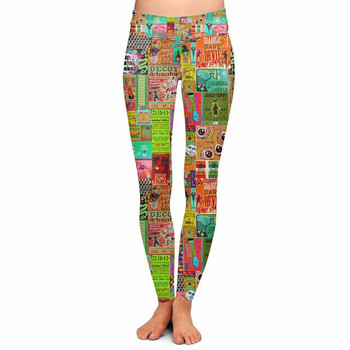Yoga Leggings Full Legnth -S - Weasleys Wizard Wheezes