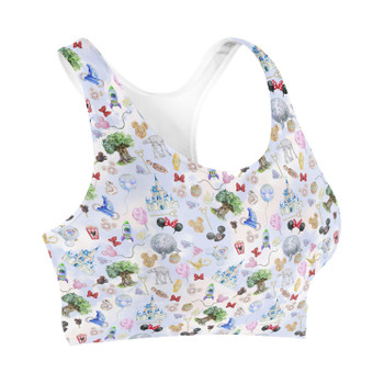 Sports Bra - WDW Park Hopper