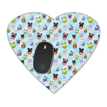 Mousepad - Mickey & Friends Easter Eggs