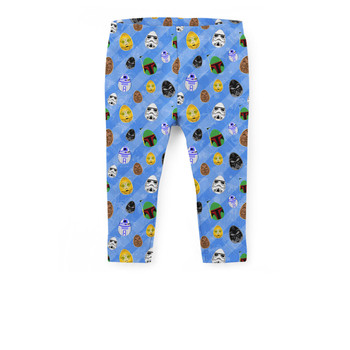 Girls' Capri Leggings - Star Wars Easter Eggs