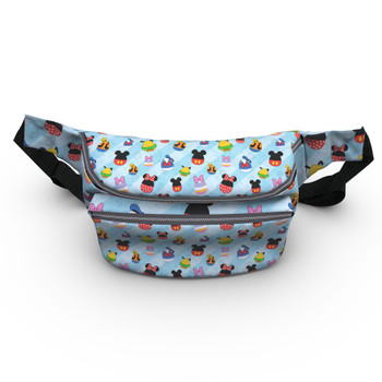 Fanny Pack - Mickey & Friends Easter Eggs