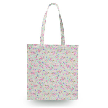 Canvas Tote Bag - Mouse Ears Easter Bunny