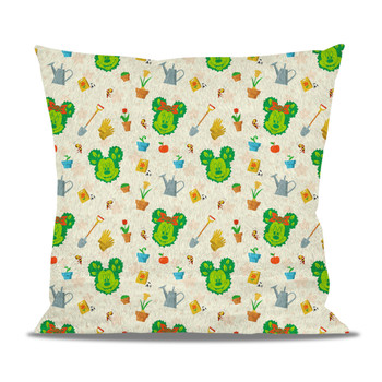 Fleece Cushion - Flower & Garden Festival