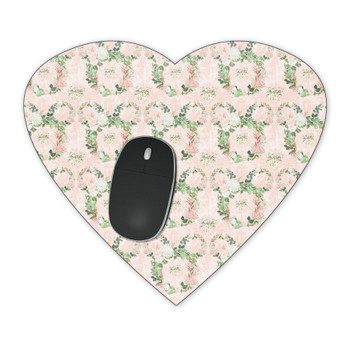 Mousepad - Floral Minnie Wreaths