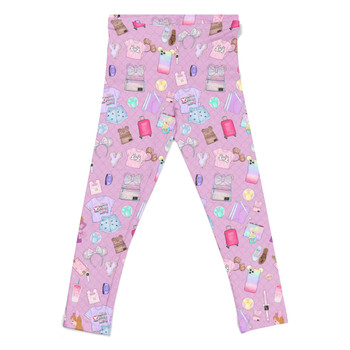 Girls' Leggings - Disney Fashionista