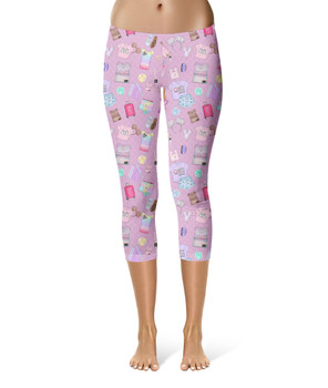 Sport Capri Leggings - Disney Fashionista