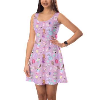Sleeveless Flared Dress - Disney Fashionista